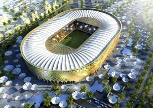 Qatar to complete first World Cup stadium by 2015
