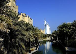 British tourists top list for UAE spending