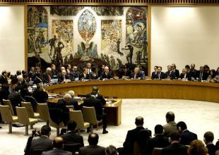 Amid rare unity, UN Security Council mulls action on Syria aid