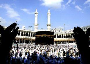 Pilgrims flock to Makkah to perform annual hajj