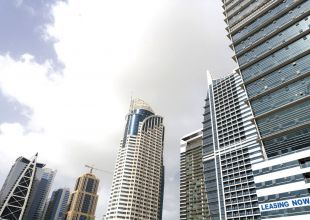 Dubai's JLT warns of more traffic congestion