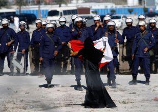 Bahrain's default risk climbs before elections