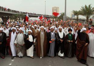 Bahrain politicians seek to calm sectarian tensions