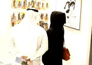 """Booming"" Dubai art market forced to shift gears"