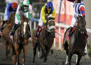 Japanese raider wins $10m Dubai World Cup race