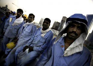 Workplace falls reach new record in Qatar