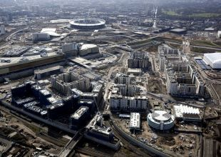 Qatar JV says London Olympics site homes ready in 2013