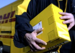 DHL sees 11% drop in Middle East volumes on political unrest