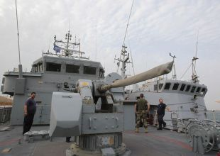 US Navy says military role in Gulf will continue