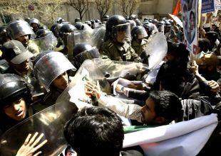 Saudi Arabia urges Iran to protect its diplomats