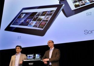 Sony unveils tablet to challenge to Apple's iPad