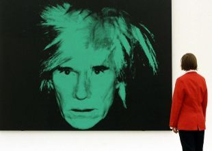 Andy Warhol's self-portrait could sell for $40m