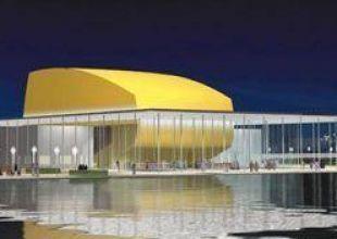 Bahrain's $50m amphitheatre plan set for 2012 completion