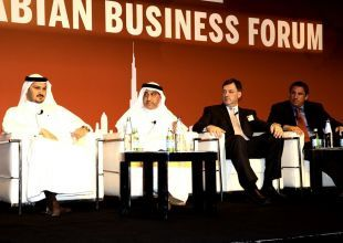 Live from the 4th Arabian Business Forum
