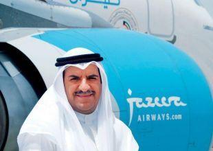 Kuwait's Jazeera wins rights to operate Iraq flights