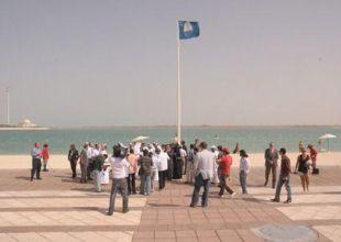 Abu Dhabi first in GCC to win Blue Flag award