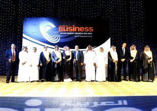 SABB takes top honours in Riyadh awards