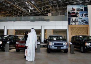 Gulf car sales growth hit by Japan quake