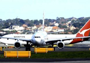 Qantas grounds fleet as CEO demands end to union strikes