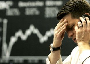 World markets take a beating on recession fears