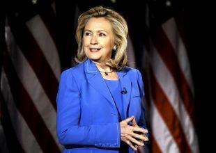 Clinton arrives in Oman for talks on Iran plot