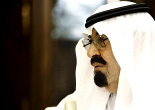 Saudi's King Abdullah in hospital for back operation