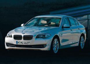 New BMW 550i is a boardroom behemoth