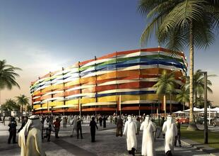 Qatar's World Cup spend seen at $130bn