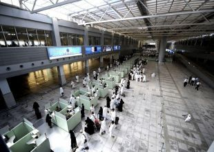 Saudi airports record 9.5% rise in passengers