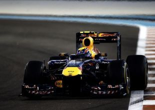 Webber beats Vettel to claim Abu Dhabi pole