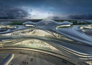 Abu Dhabi airport expansion hits key construction milestone