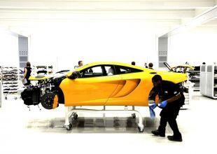 McLaren swaps the racetrack for the highway