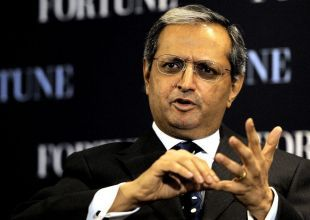 Citi CEO Pandit exits abruptly after board clash