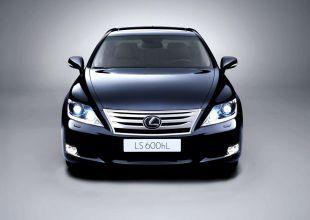 Lexus expects substantial rise in UAE sales