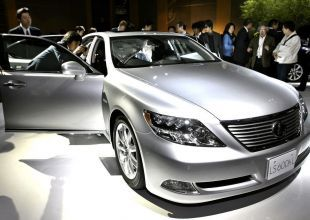 Lexus' luxury liner scotches green car myths