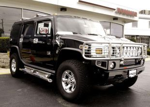 UAE show to unveil $500,000 hunting Hummer