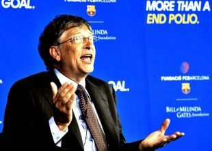 Bill Gates to give Abu Dhabi keynote speech