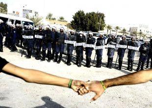 Worried Bahrainis seek talks as clashes worsen