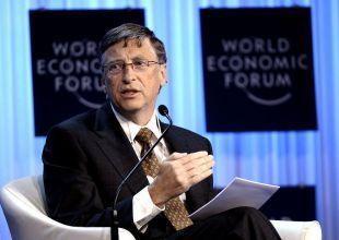Gates sees key MidEast role in disease fight