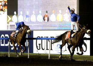 Dubai's Meydan to take horse racing to China