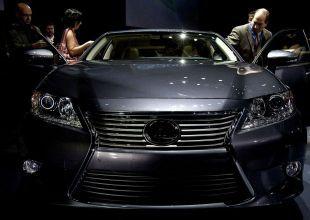 Japan's Lexus says MidEast sales up 20% in H1