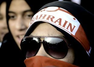 Protesters, police face off as Bahrain F1 begins