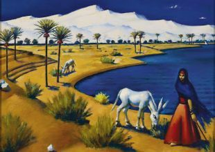 US$6.4m of MidEast art sold off at auction