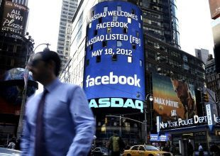 Shareholders sue Facebook, NYSE comes calling