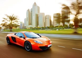 McLaren eyes bumper sales of super cars in region