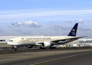 Saudi Arabian Airlines '$530m in the red'