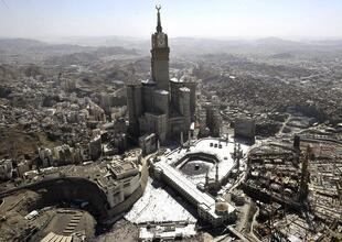 Saudi JV wins $720m Makkah project deal