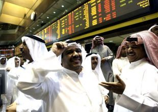 Gulf markets tumble again as oil price hits fresh low