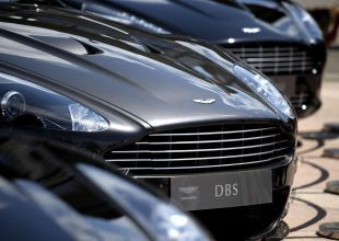 Daimler to take stake in Kuwait-backed Aston Martin