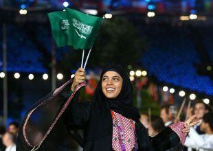 Saudi Arabia's Olympic females 'not enough'